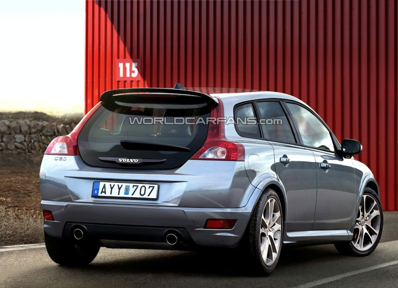 Volvo V30 History Photos On Better Parts Ltd