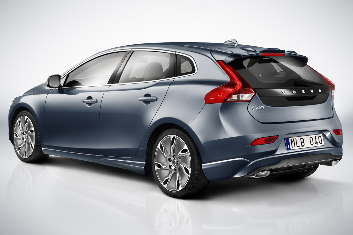 Volvo V40 T3 Technical Details History Photos On Better