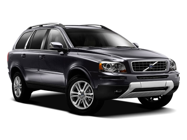 Volvo XC90 history, photos on Better Parts LTD