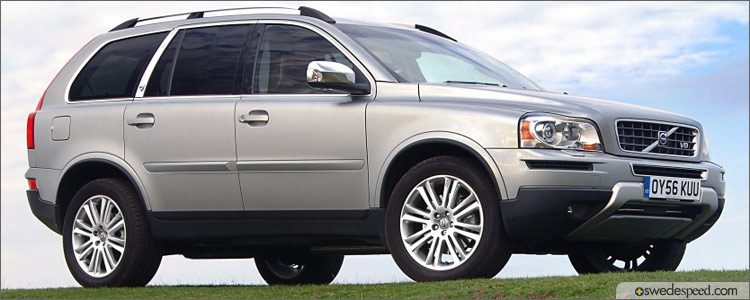 Volvo Xc90 Executive Technical Details History Photos On
