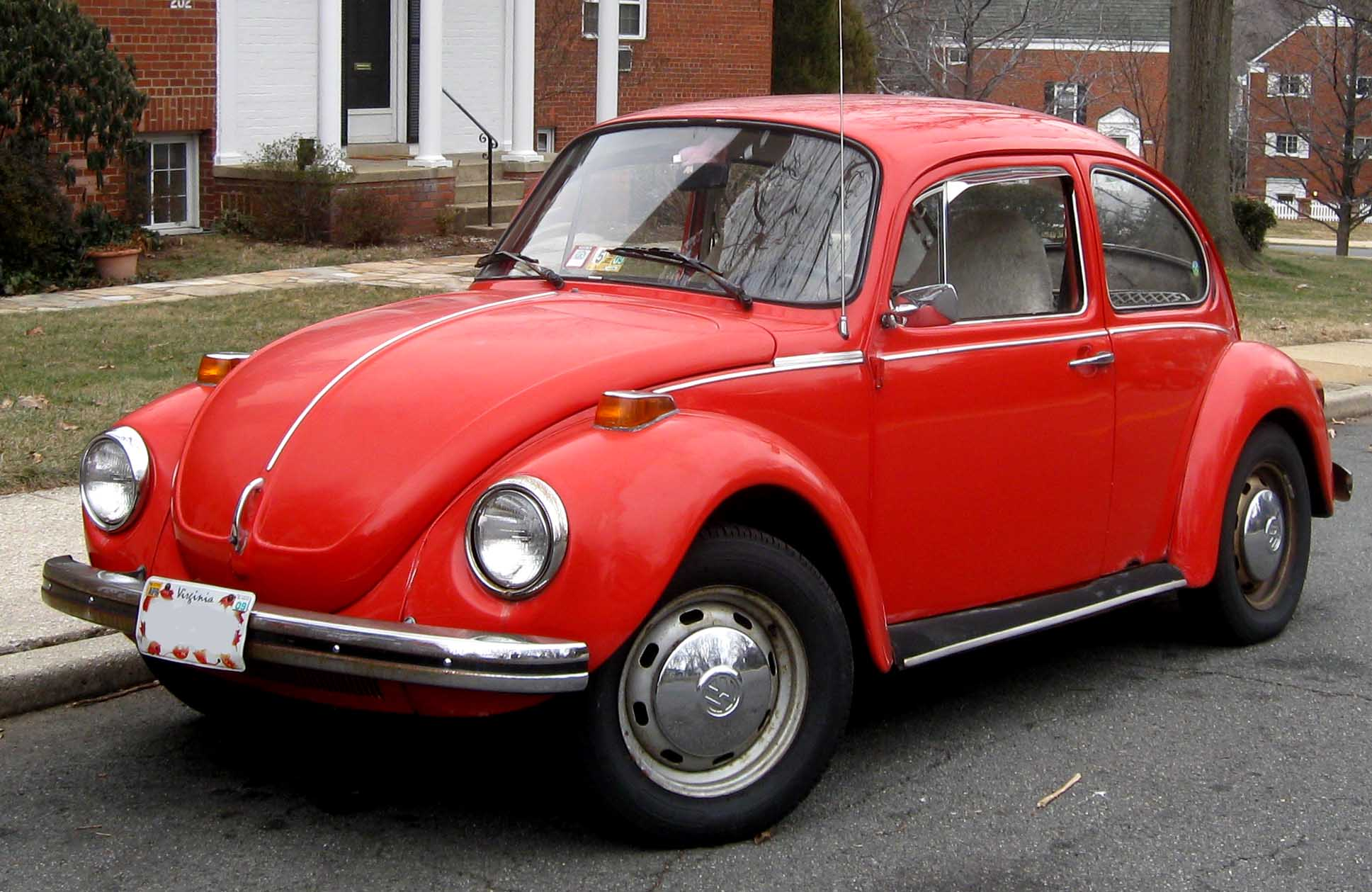 VW Beetle photo 01