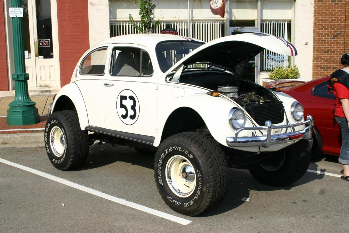 VW Beetle photo 03