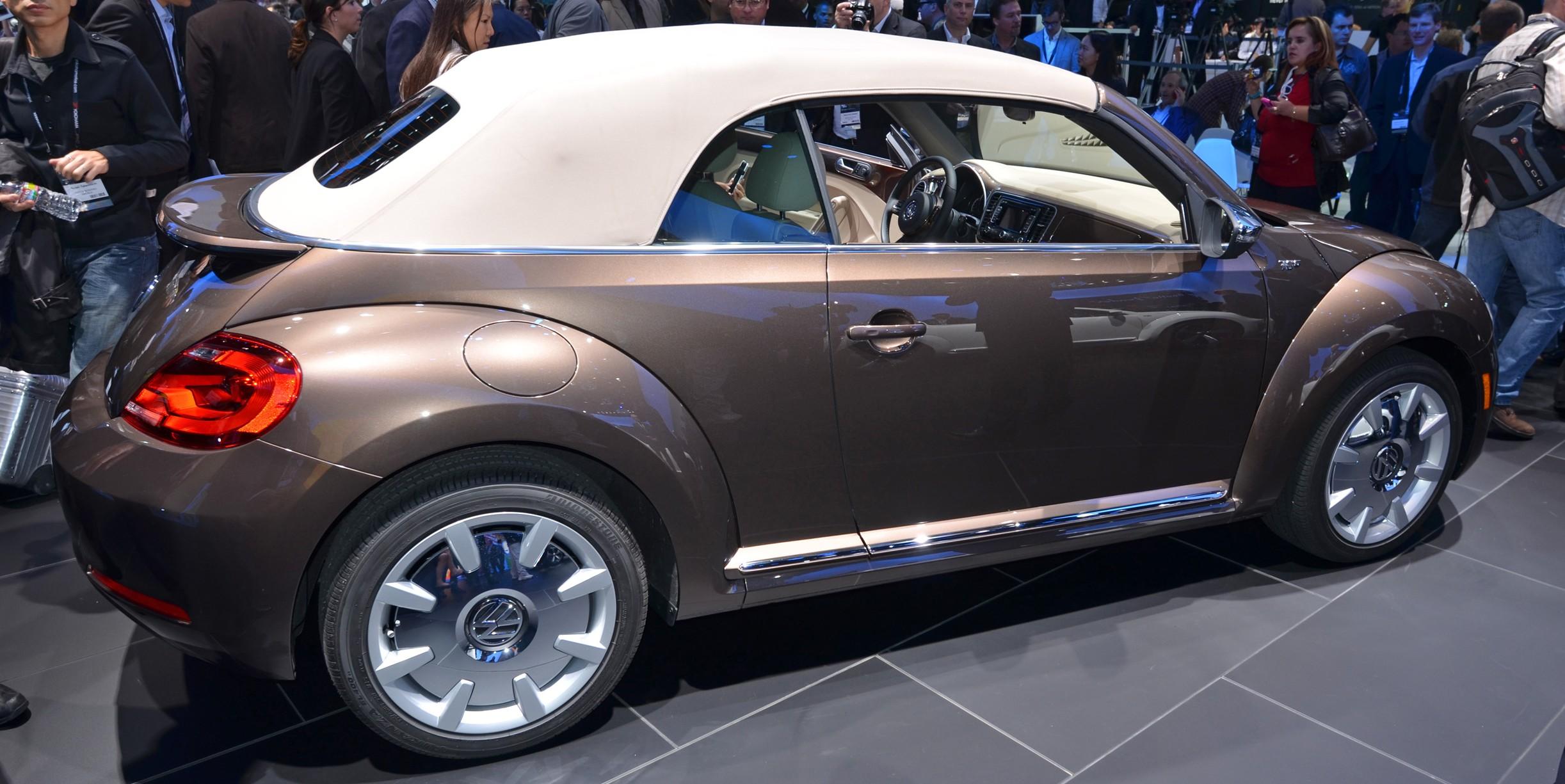 vw beetle cabrio history photos on better parts ltd. Black Bedroom Furniture Sets. Home Design Ideas
