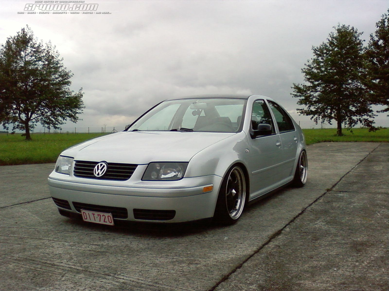VW Bora photo 13