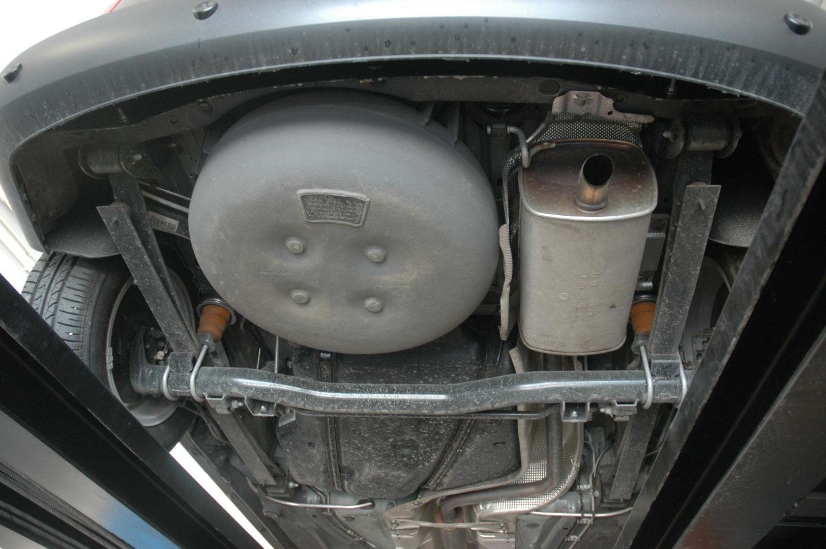 Vw Kit Cars >> VW Caddy BiFuel technical details, history, photos on Better Parts LTD