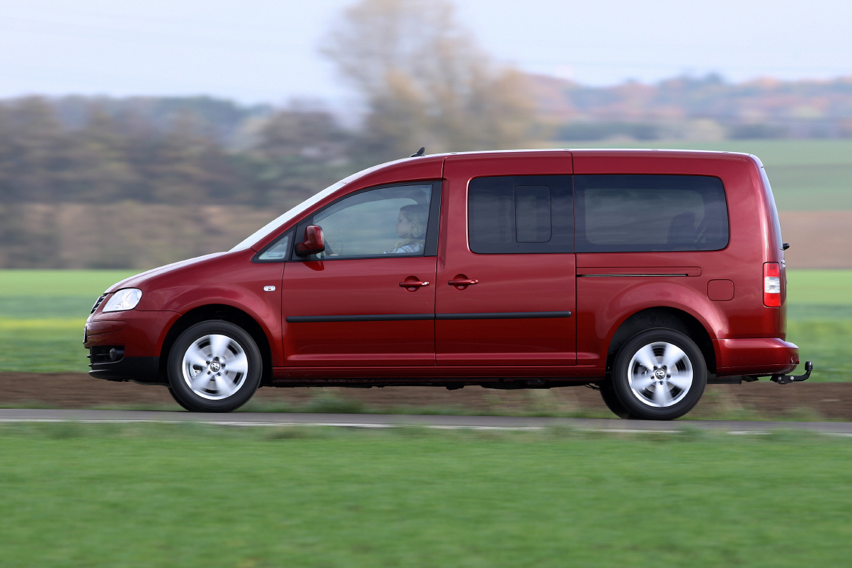 vw caddy maxi 4motion technical details history photos. Black Bedroom Furniture Sets. Home Design Ideas