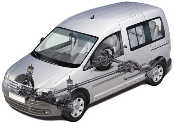 VW Caddy Maxi 4Motion image #6