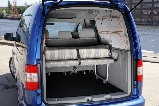 vw caddy tramper technical details history photos on. Black Bedroom Furniture Sets. Home Design Ideas