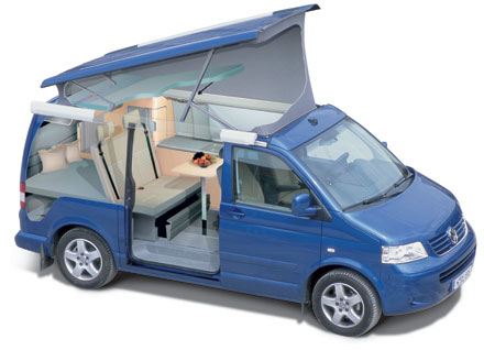 VW California photo 05