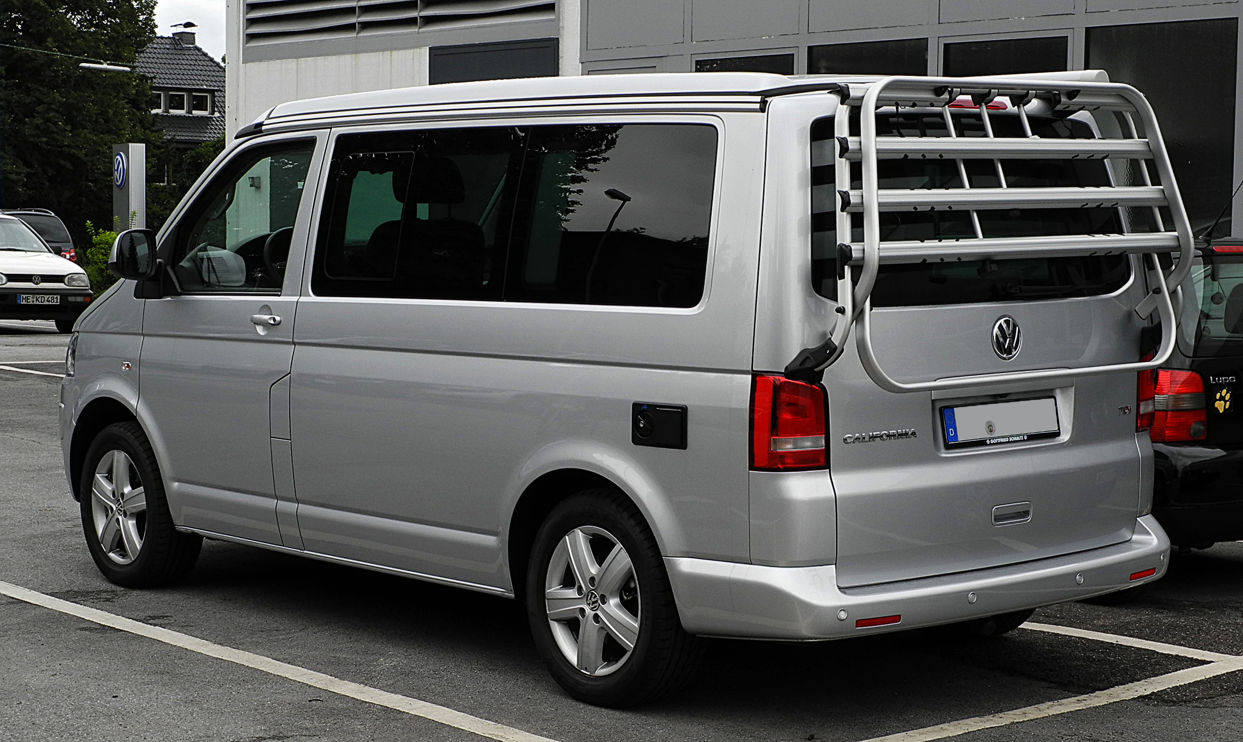 VW California photo 07