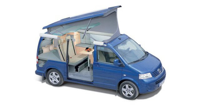 VW California photo 09