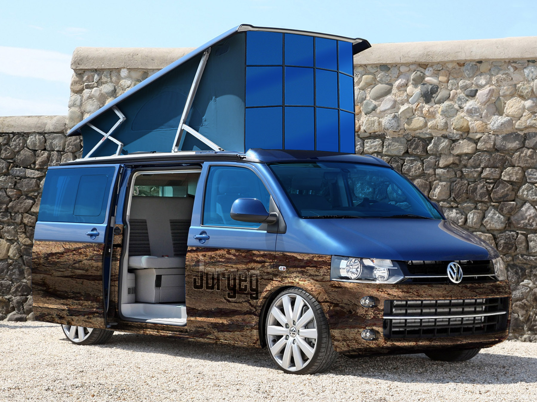 VW California photo 13