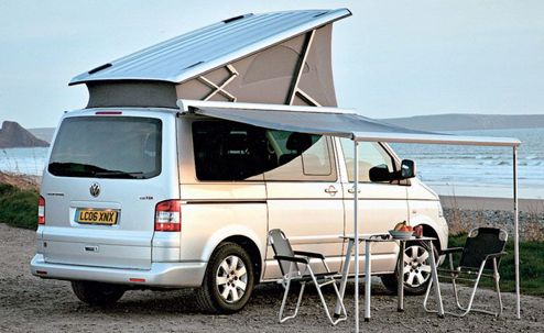 VW California photo 15