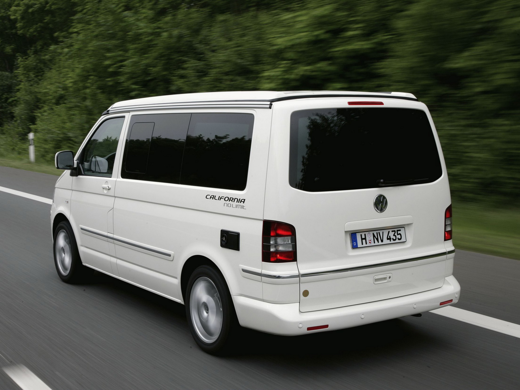 VW California No Limit photo 09
