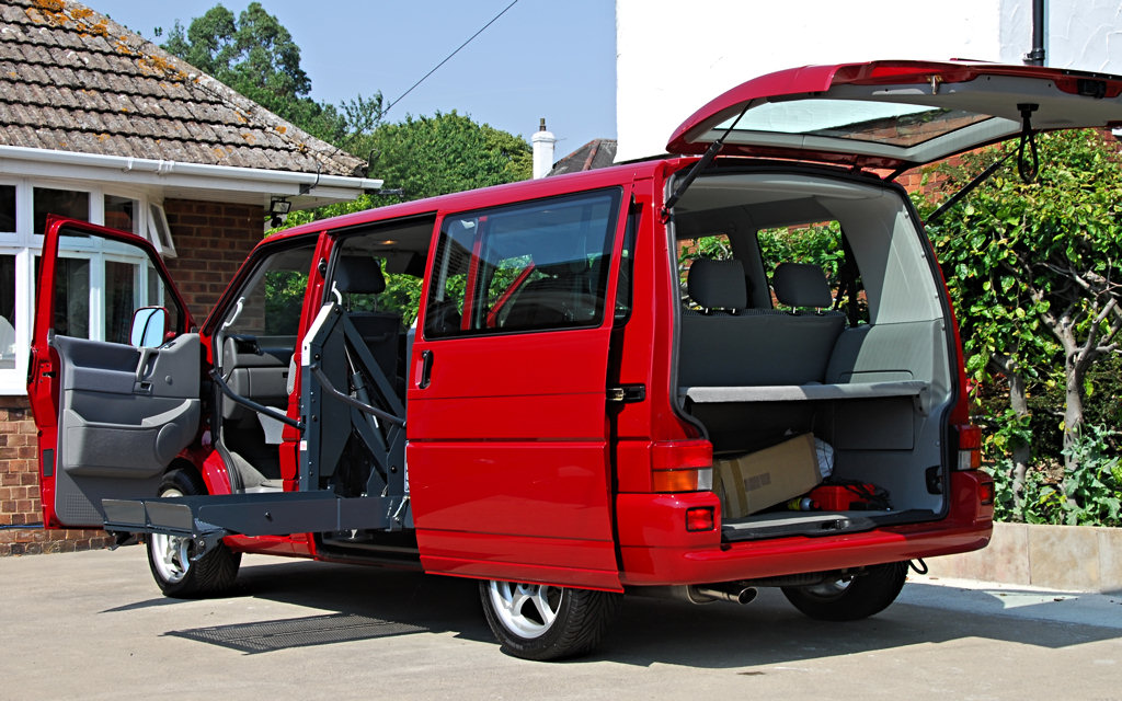 VW Caravelle photo 05