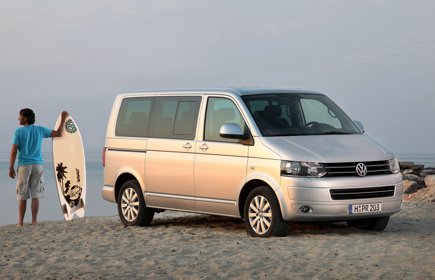 VW Caravelle photo 06