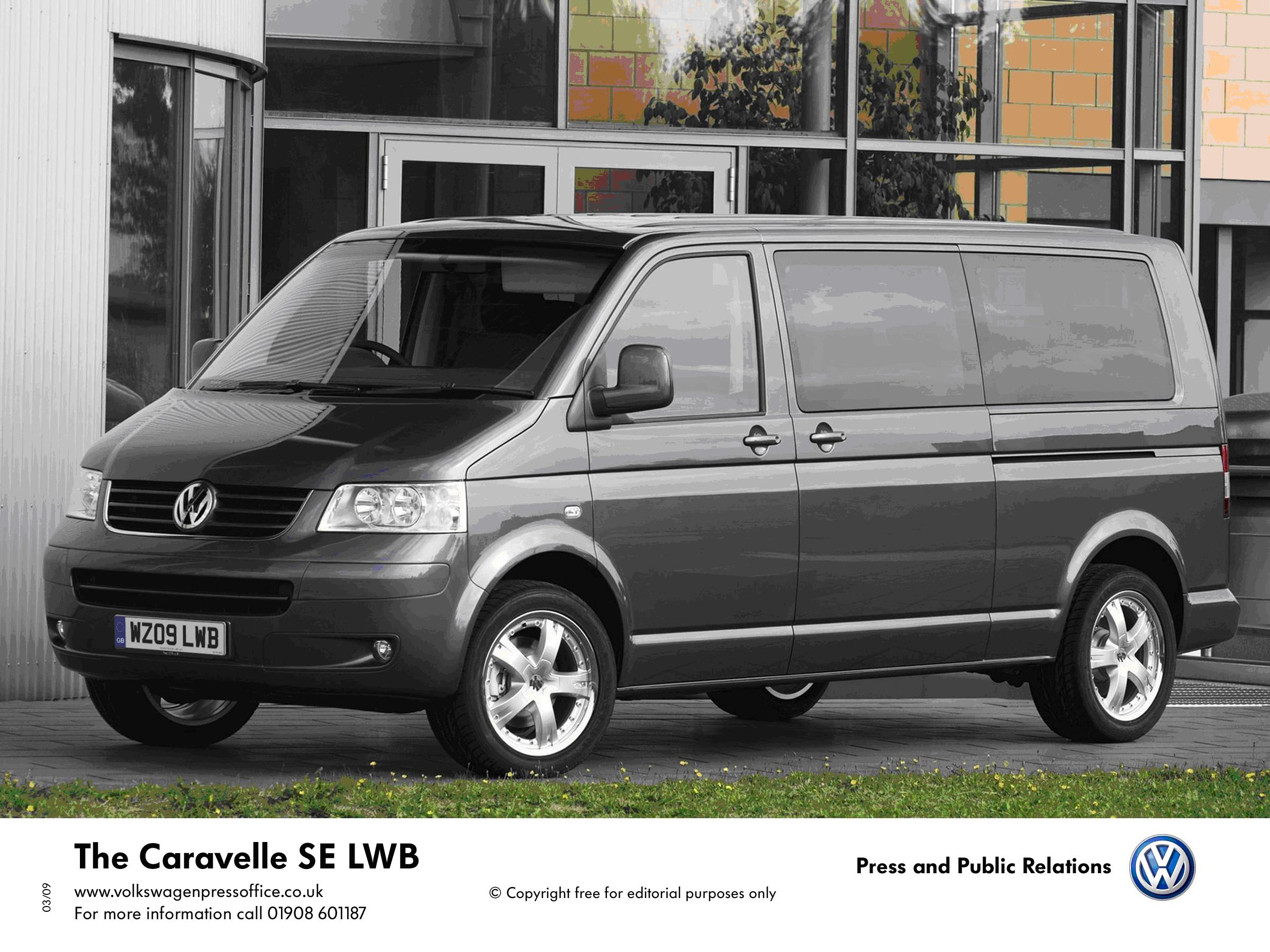 VW Caravelle photo 13
