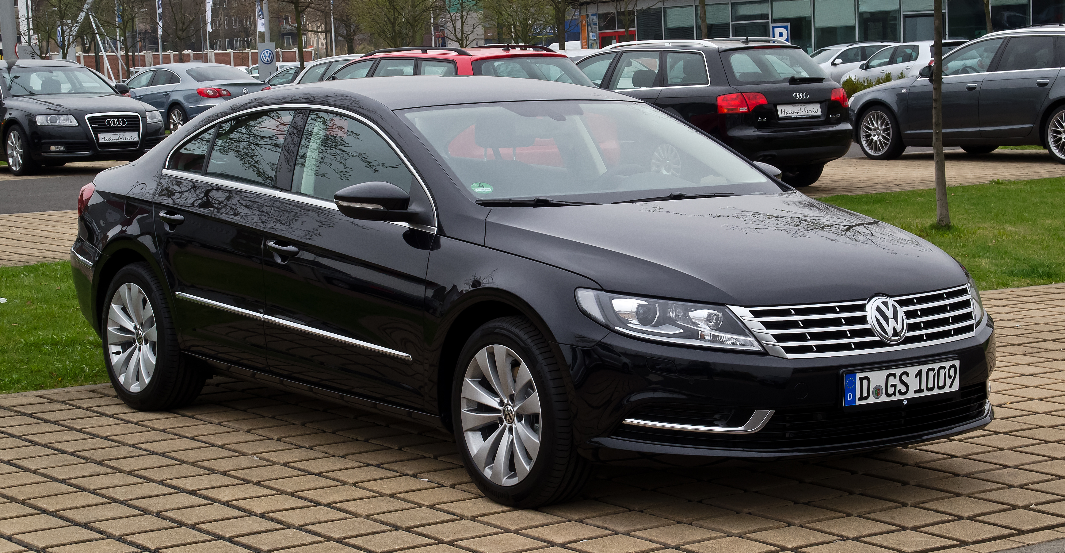 VW CC photo 02