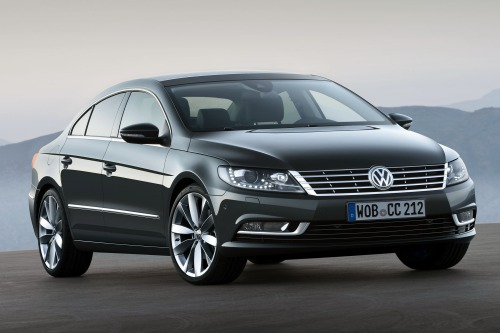 VW CC photo 03