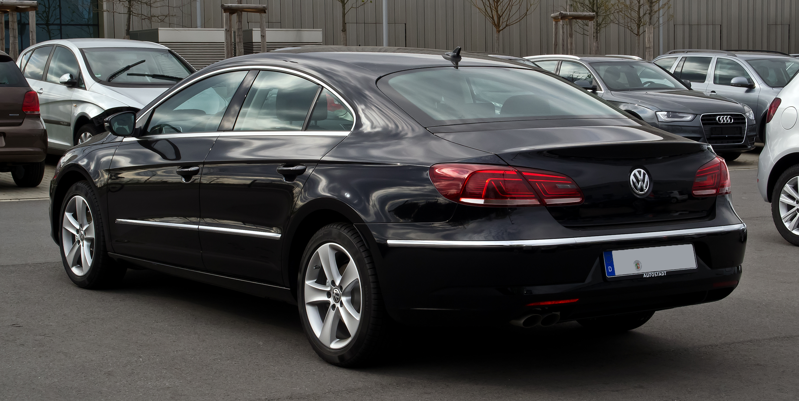 VW CC photo 04