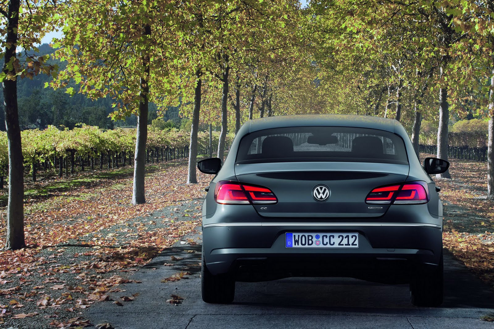 VW CC photo 06