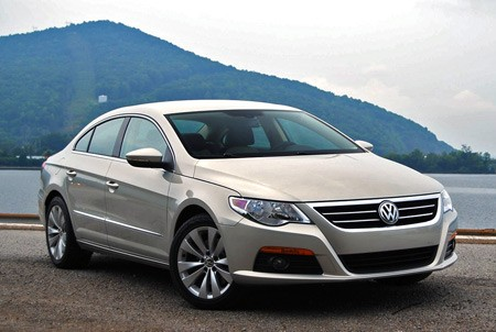 VW CC photo 08