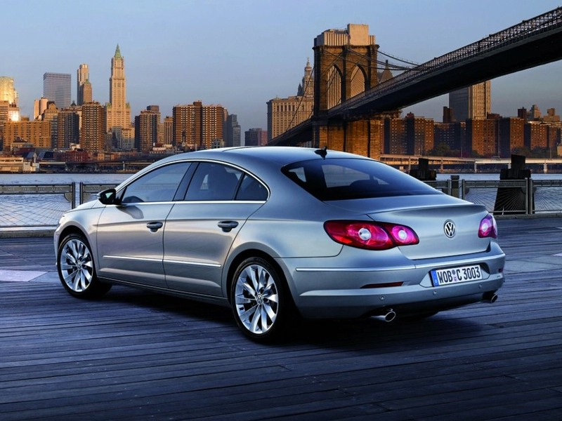VW CC photo 09