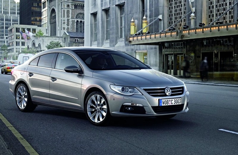 VW CC photo 12