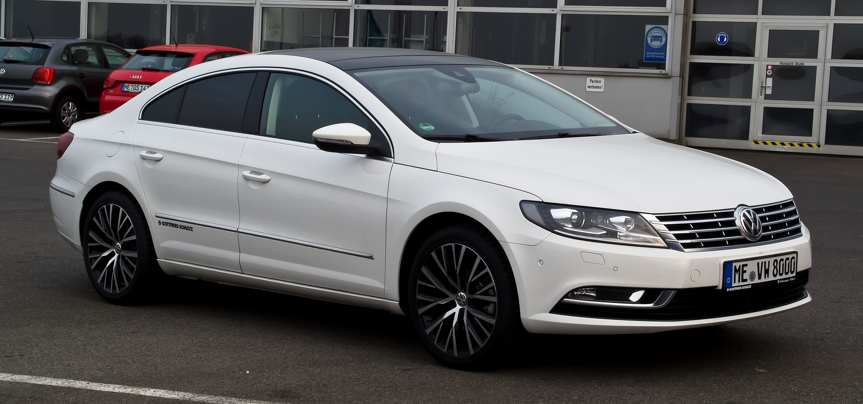 VW CC photo 14