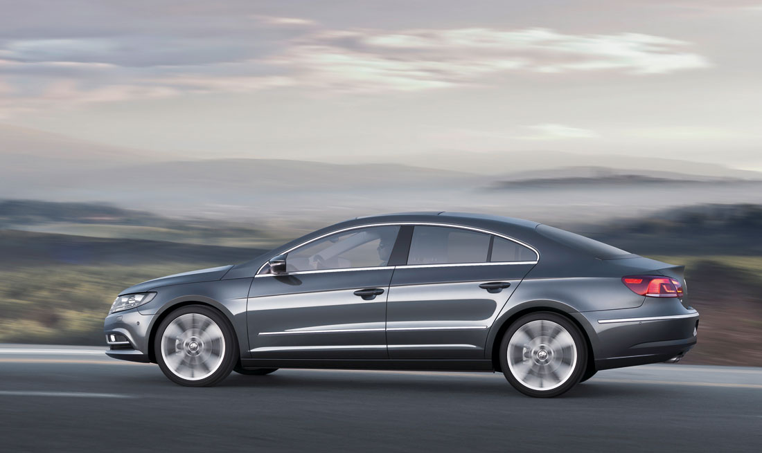 VW CC photo 15
