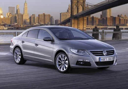 VW CC BlueTDI photo 04