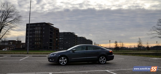 VW CC BlueTDI photo 06