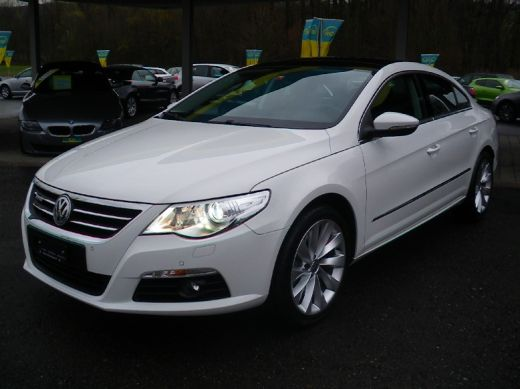 VW CC BlueTDI photo 08