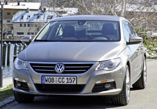 VW CC BlueTDI photo 15