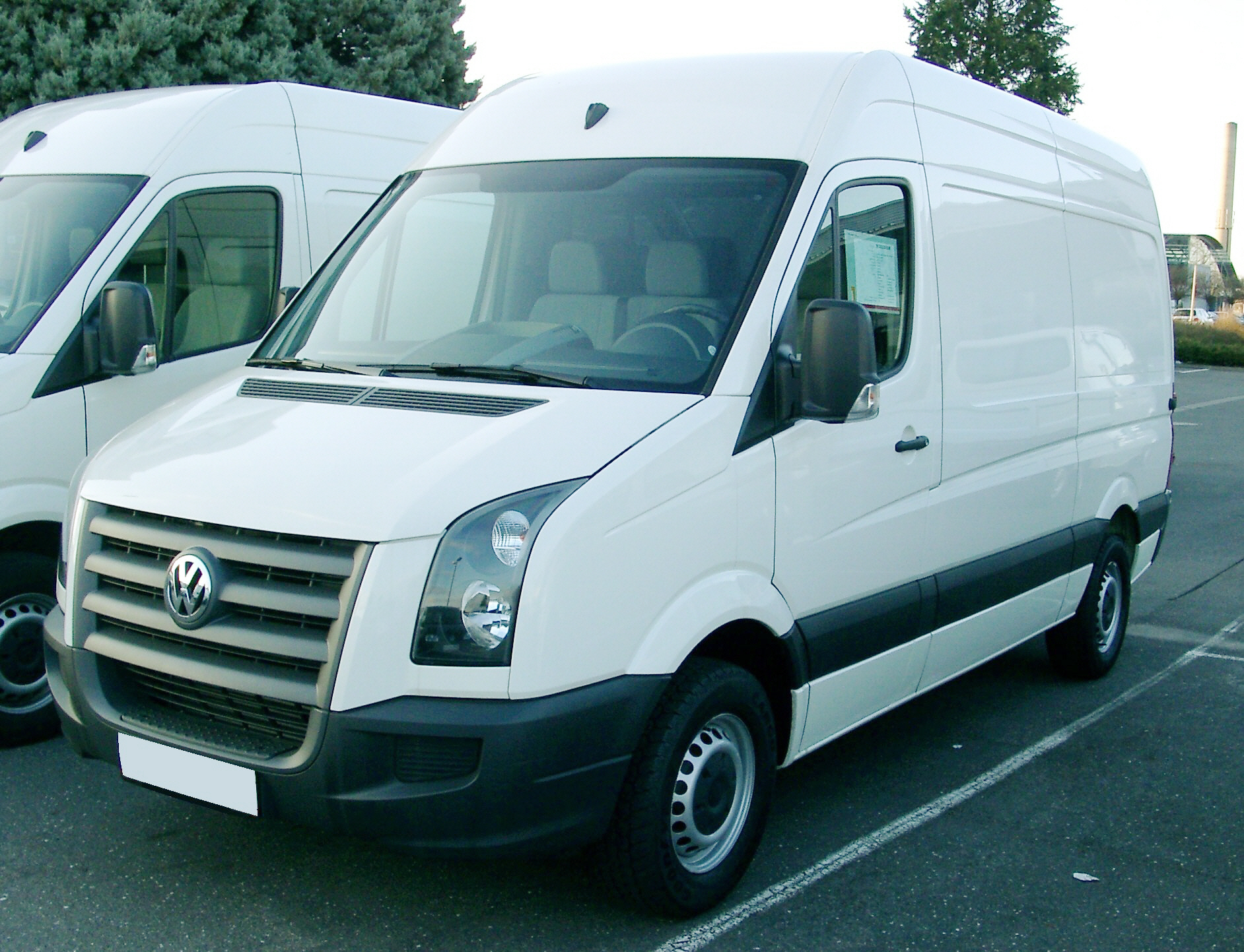 VW Crafter image #1