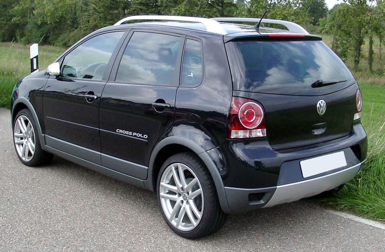 VW Cross Polo image #9