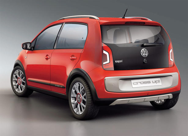 VW cross up! photo 11