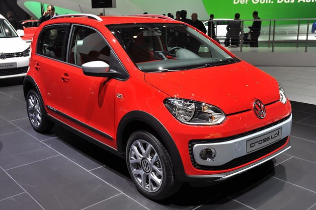 VW cross up! photo 12