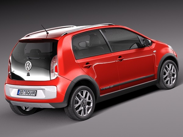 VW cross up! photo 14