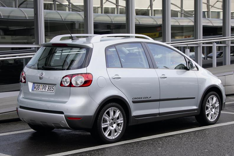 VW CrossGolf image #5