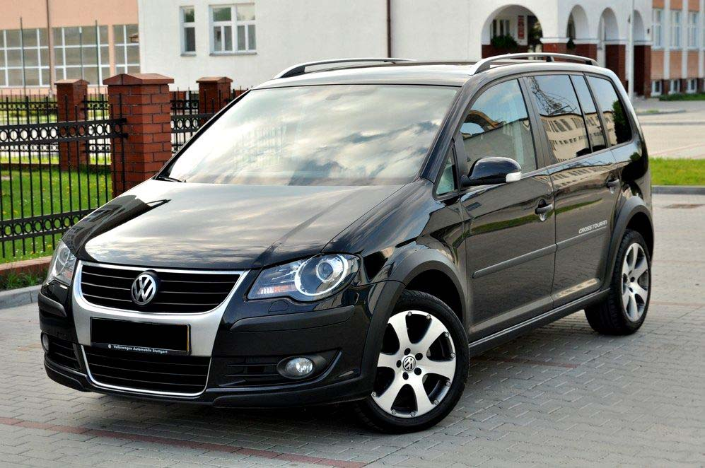 vw crosstouran 2 0 tdi 170 technical details history photos on better parts ltd. Black Bedroom Furniture Sets. Home Design Ideas