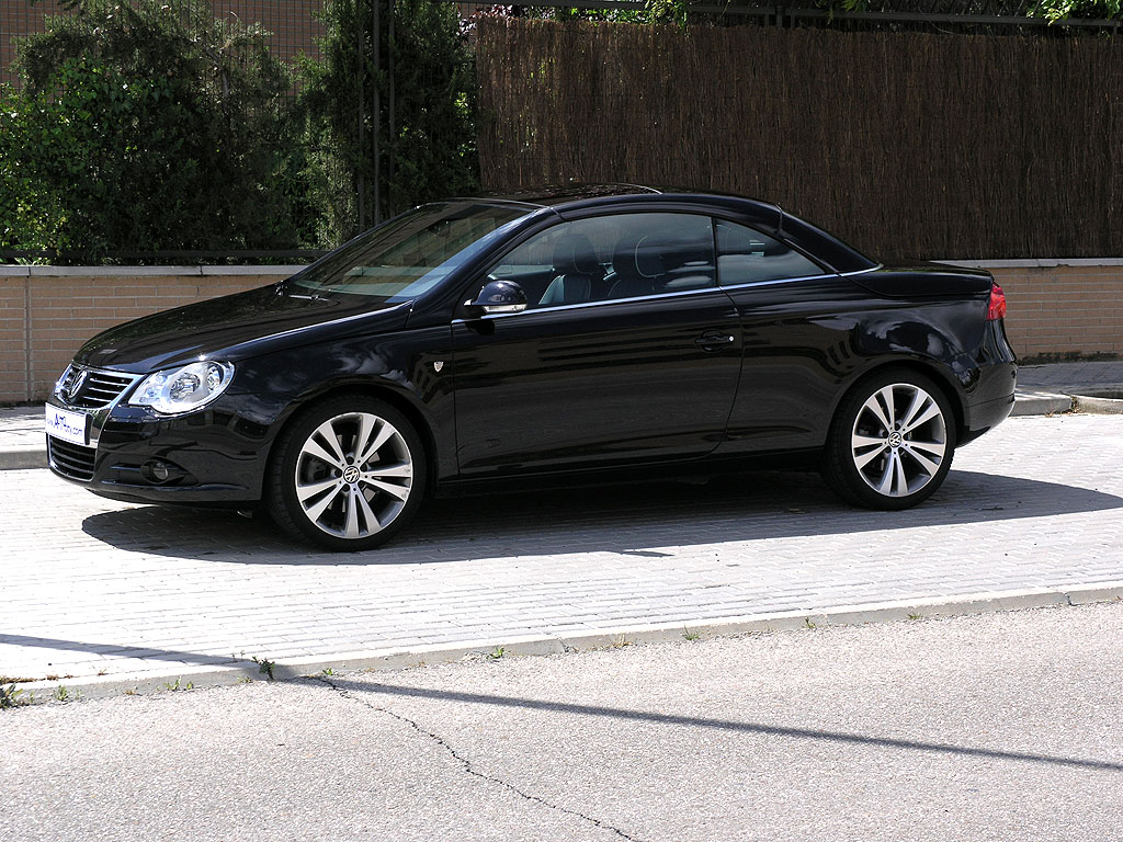 VW Eos 2.0 TFSI photo 05
