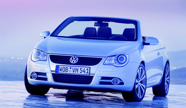 VW Eos 2.0 TFSI photo 08