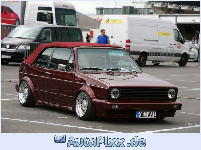 VW Golf 1 photo 07
