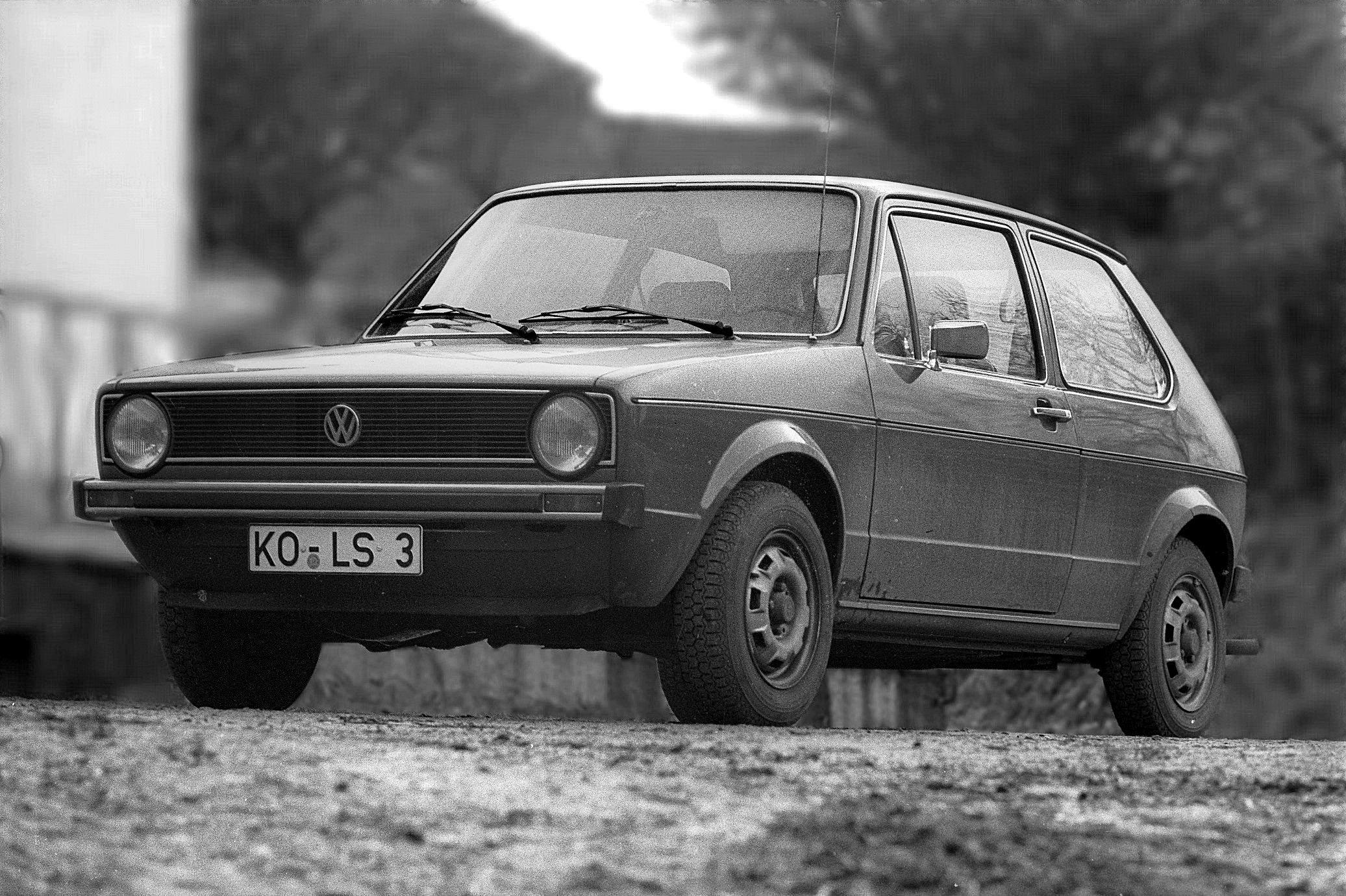 VW Golf 1 photo 13