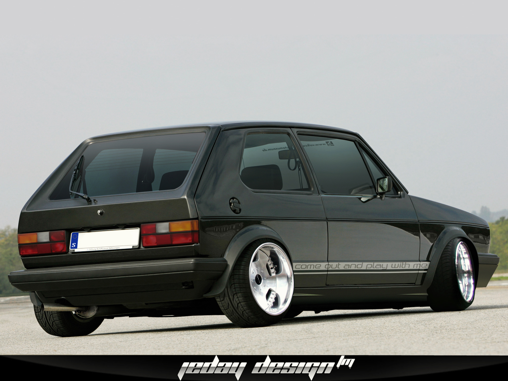 VW Golf 1 photo 15