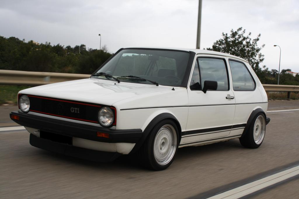 VW Golf 1 photo 17