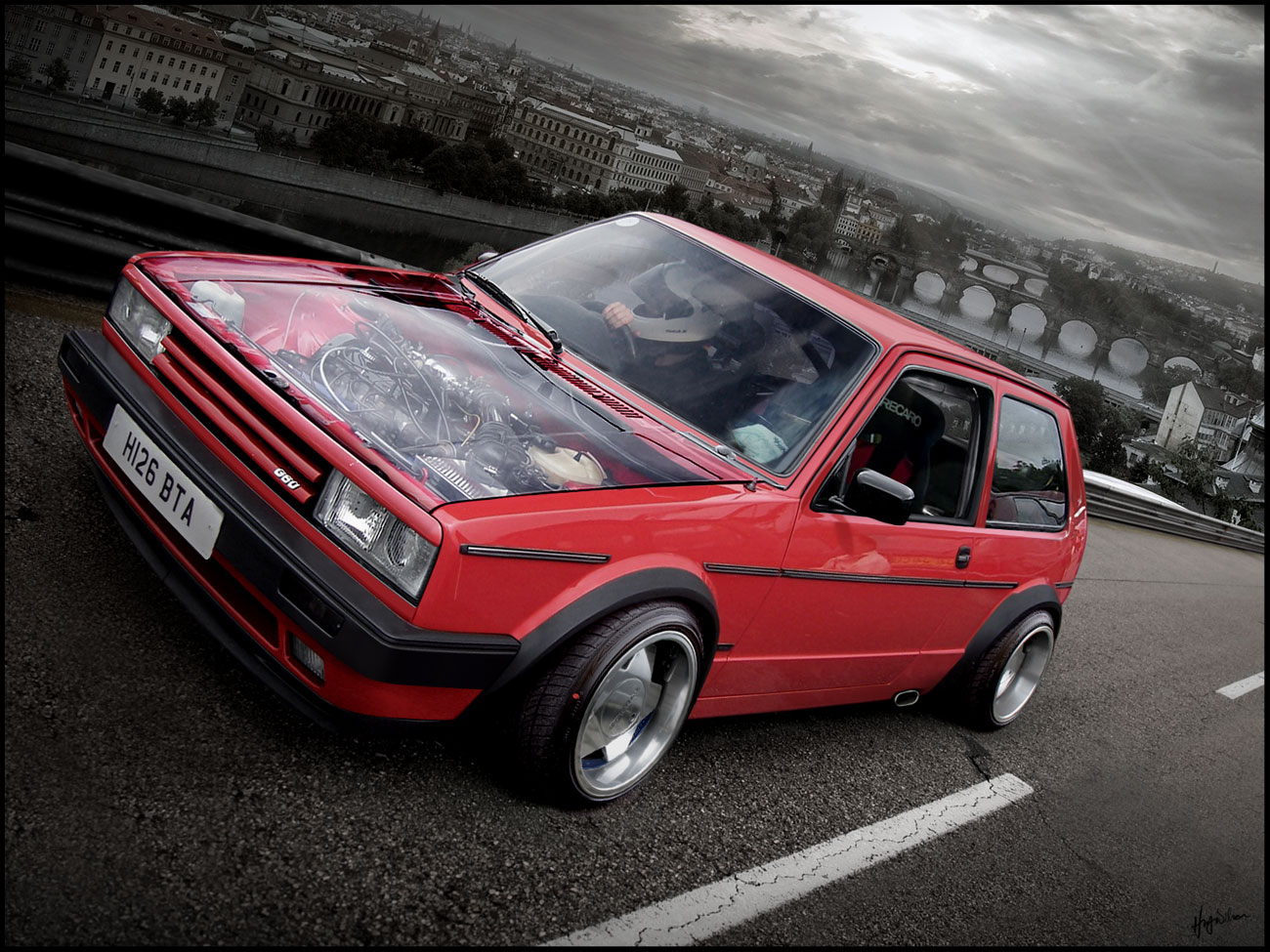 VW Golf 1 photo 18
