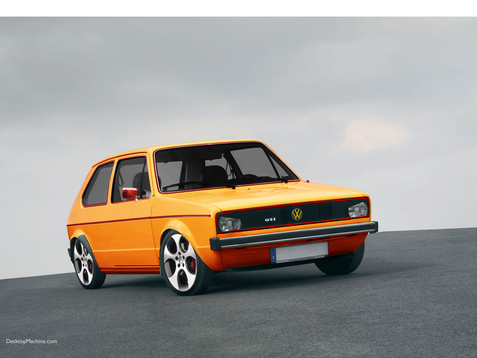 vw golf 1 gti technical details history photos on better parts ltd. Black Bedroom Furniture Sets. Home Design Ideas