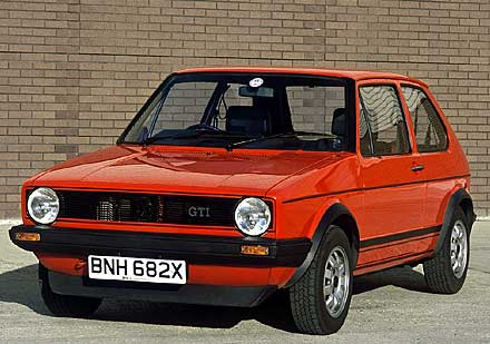 VW Golf 1 GTI photo 11